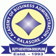 ACADEMY OF BUSINESS ADMINISTRATION, BALASORE