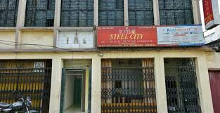 Hotel Steel City, main road, rourkela