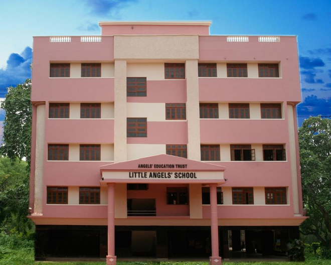 Little Angel's Public School,tulub,sambalpur