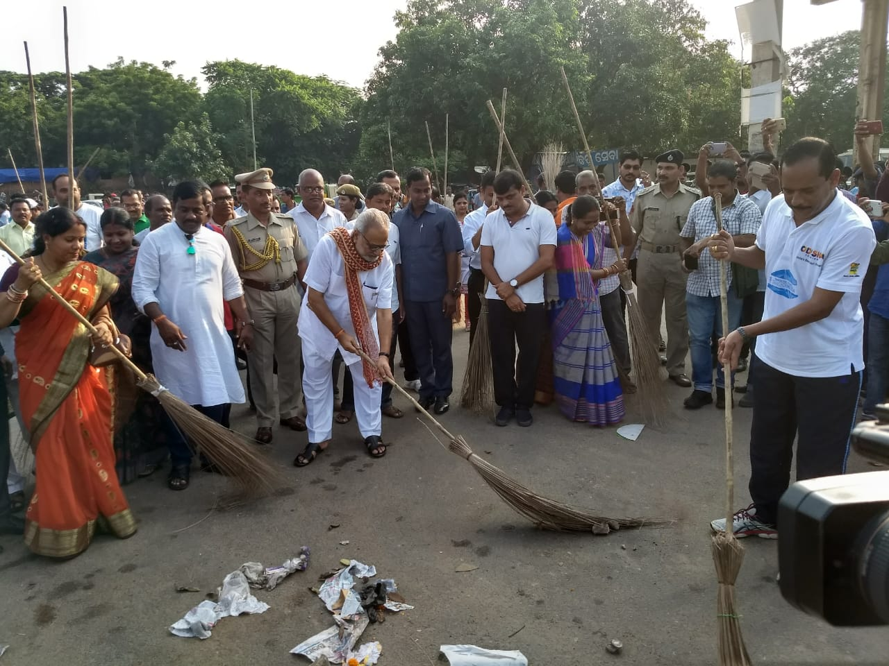 BMC's Swachhata fortnight