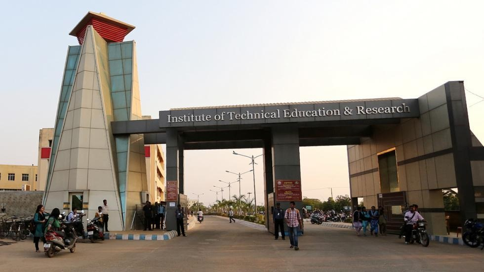 The Institute of Technical Education & Research,jagamohan nagar,Bhubaneswar